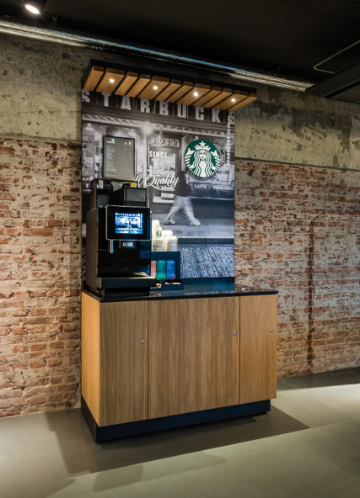 Starbucks Workplace